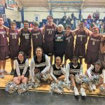 GCHS Special Olympics Basketball gets FIRST WIN
