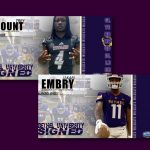 Embry and Blount sign with Bethel ~ Ceremony Video