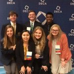 GCHS DECA BRINGS HOME FIRST PLACE
