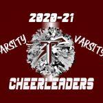 ANNOUNCING THE 2020-21 GCHS VARSITY CHEERLEADERS