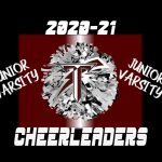 ANNOUNCING THE 2020-21 GCHS JUNIOR VARSITY CHEERLEADERS