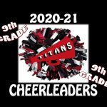ANNOUNCING THE 2020-21 GCHS 9th GRADE CHEERLEADERS