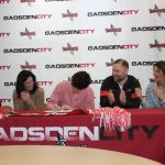Sparks inks with Jacksonville State