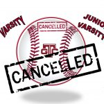 Titan BASEBALL is Cancelled for today March 5, 2020