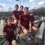 Titan Boys Tennis beats Austin 8 – 1