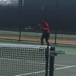 Titan Tennis vs. Austin 3-12-2020