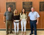 Two Gadsden City Students receive local scholarship