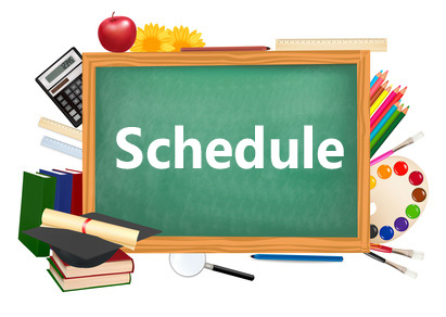 Gadsden City High School Remote Learning Daily Schedule