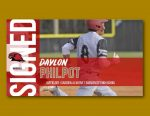GC's Philpot signs with the Redhawks