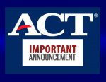 ATTENTION GCHS Athletes….ACT Testing Information and Registration