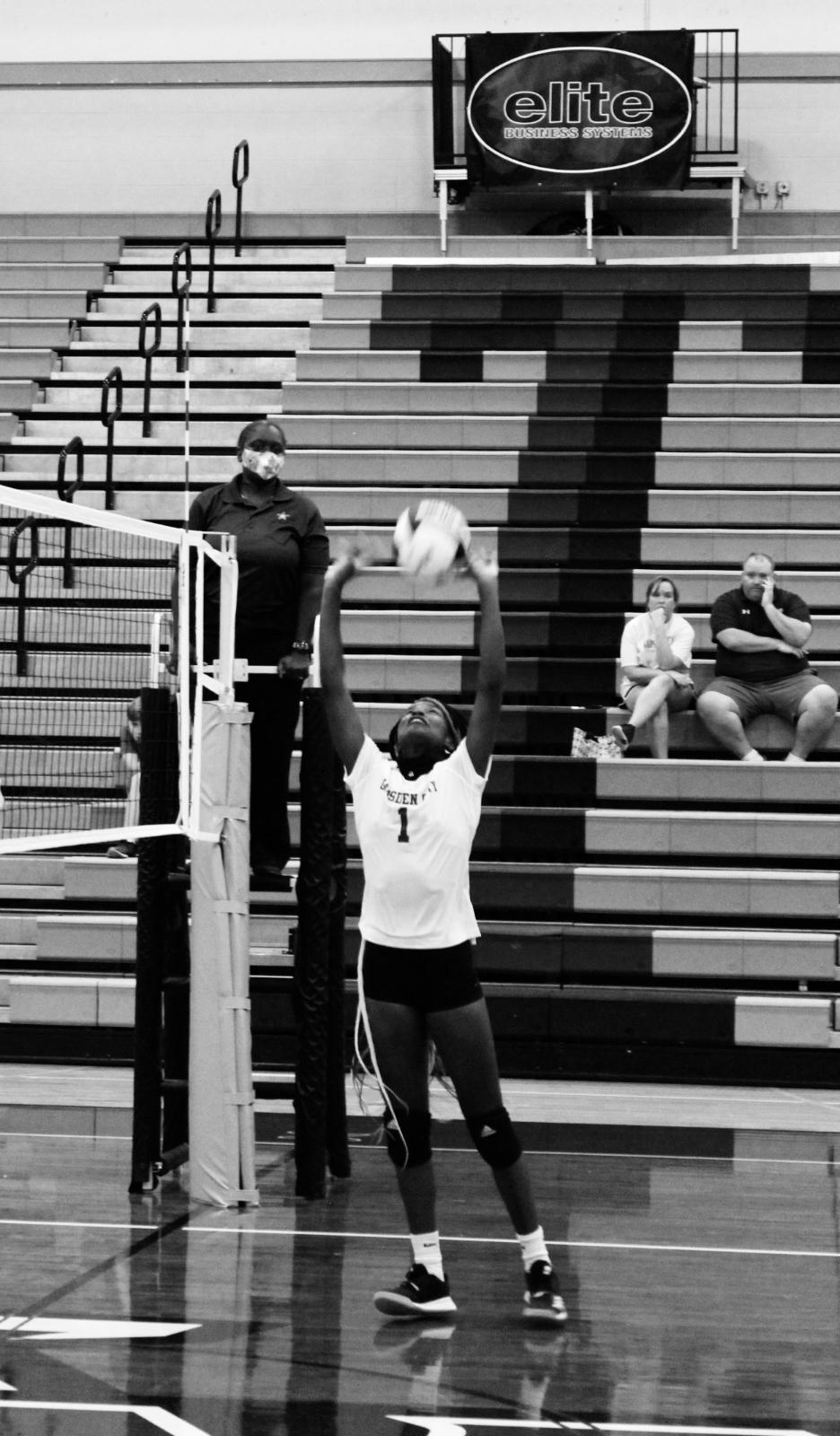 JV Titan Volleyball vs. Boaz 9-8-2020