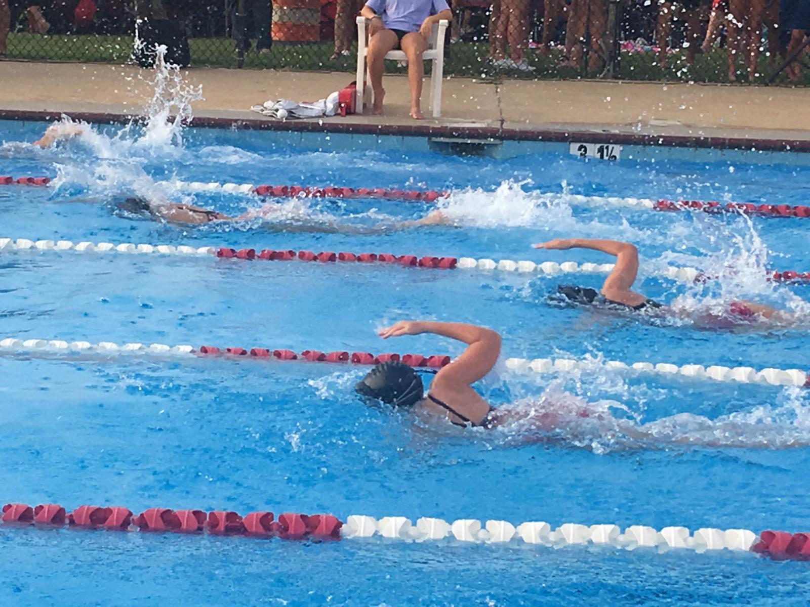 Titan Swim ~ September 10 and 15, 2020