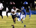THE TITANS LOSE THRILLER IN FINAL SECONDS OF GAME