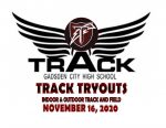 INDOOR AND OUTDOOR TRACK SIGN-UPS AND TRYOUT DATES
