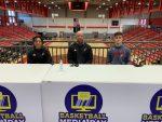 Titan Basketball at Media Day