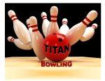 Titan Boys Varsity Bowling falls to Southside 1385 – 1278