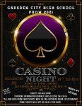 Gadsden City Prom ~ Casino Night ~ March 19, 2021