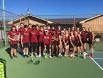 Recap on Titan Tennis season to date 2-25-21
