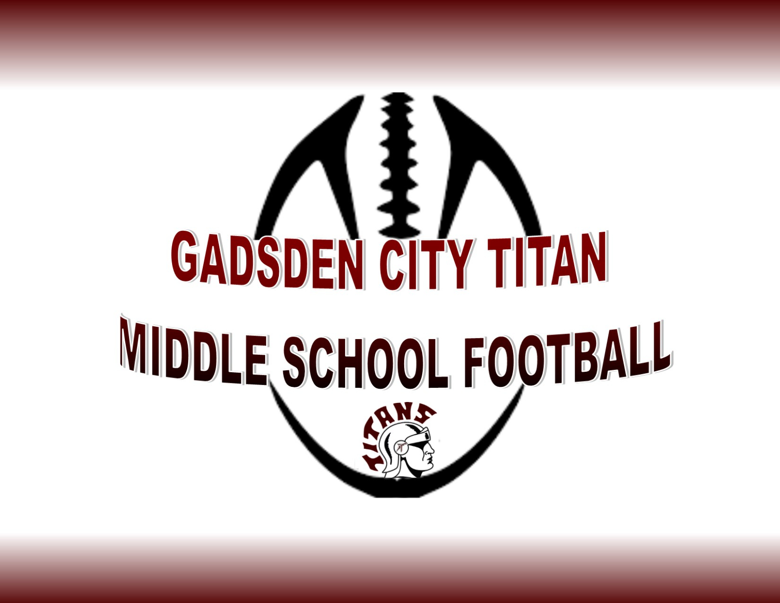 Gadsden City Titan Middle School Football Interest Survey (current 6th and 7th graders)