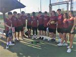 Titan Tennis beats Ft. Payne on Thursday