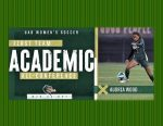 Congrats to former Titan Audria Wood on Academic Honors!