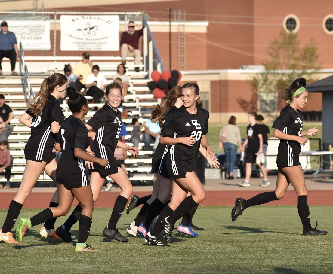 Titan Girls Soccer vs. Crossville 4-20-21