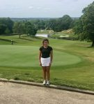 Congratulations to Ella Howard on Advancing to the 7A Golf Sub-State Tournament