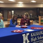 Emilee Scott Signs with Rochester College