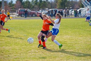 Girls Varsity Soccer vs. Kingsley