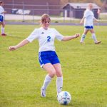 Girls Varsity Soccer vs. Charlevoix May 10, 2017