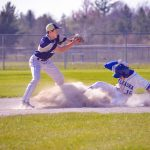 Varsity Baseball vs. Cadillac May 11, 2017