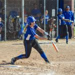 Varsity Softball vs. Cadillac May 11, 2017