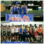 Boys Varsity Track finishes 17th place at MHSAA Division 3 State Finals at Comstock Park High School