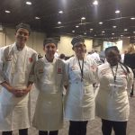 State Pro-Start Cooking Competition held this past weekend