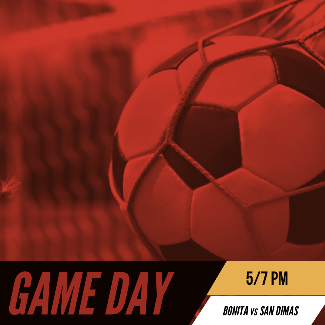 Soccer vs San Dimas Today