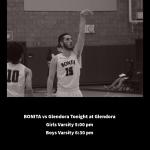 Basketball vs Glendora Tonight!
