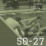 Wrestling Defeats Claremont Thursday