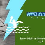 Final League Game – Water Polo vs Glendora at Las Flores Park