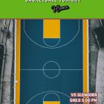 Final League Contests Tonight – Basketball vs Glendora – Home