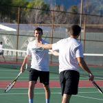Tennis 2-19 vs Damien