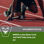 Track Today at San Dimas 3:15 pm