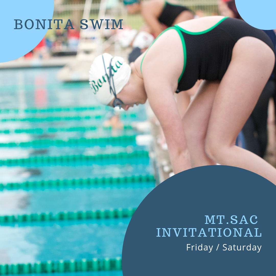 Swim at Mt. Sac Invitational