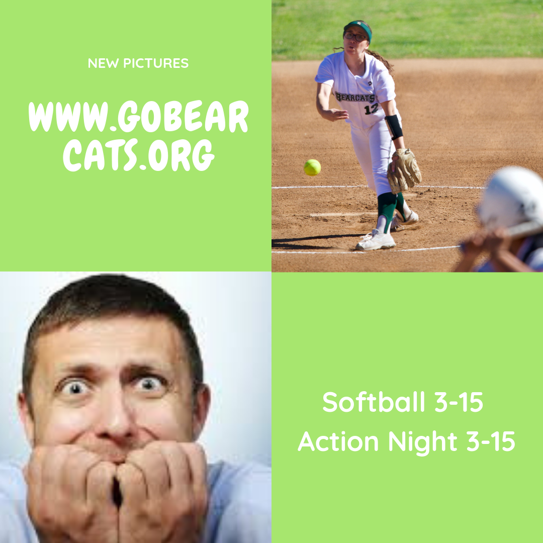 New Photo Galleries Up!  Action Night 3-15 and Softball vs Covina 3-15