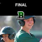 JV Baseball Defeats Colony