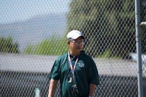JV Tennis 4-18 vs Glendora