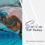 Good Luck Swim Today at CIF at RCC