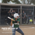 New Picture Gallery – Softball vs Canyon Posted