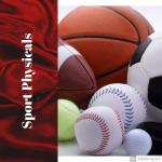 Bonita Sport Physicals May 30