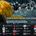 Boys Water Polo Schedule