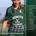 Field Hockey Schedule Posted